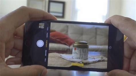 iphone   ganha funcao  fotos profissionais