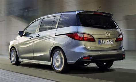 mazda new van image gallery mazda minivan 2014