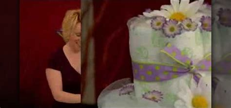 How To Make Baby Shower Centerpieces With Diapers by How To Make A Cake For A Baby Shower Centerpiece