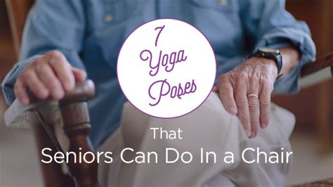 Chair Yoga Routines Chair Yoga For Seniors Seated Poses