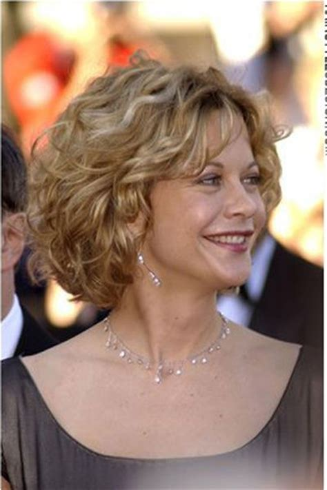 back of meg ryan hair 17 best images about hairstyles on pinterest curly bob