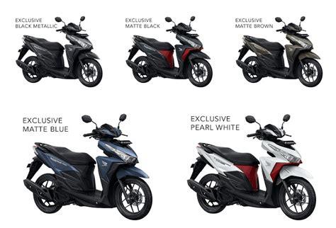 Mantel Motor Honda Vario Techno 4 2016