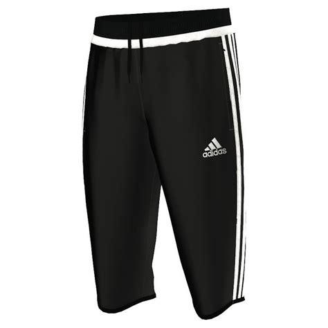 adidas t shirt damen 2558 adidas tiro15 3 4 pant hose schwarz wei 223 teamwear