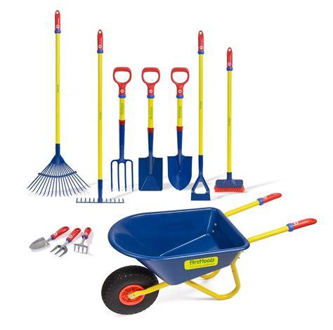 Children S Garden Tools Set by Children S Complete Gardening Tool Set Farm Toys