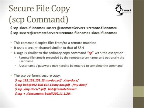 Scp Resume by Linux Scp Resume Copy