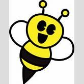 Clipart Bumblebee Bumblebee clip art - vector