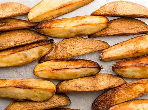 oven fried potatoes recipe food network kitchen food