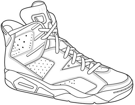 coloring pages air jordans air jordan 6 coloring sheets vcfa