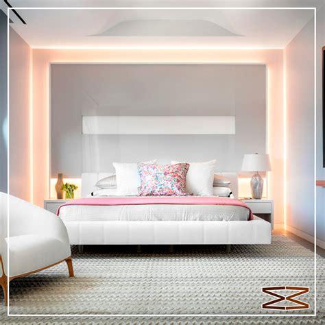 decoracion recamara blanca rec 225 mara moderna para mujer utilizando el color blanco