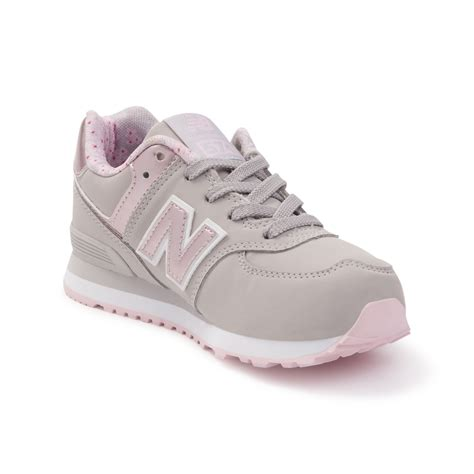 youth athletic shoes youth new balance 574 athletic shoe gray 1401240