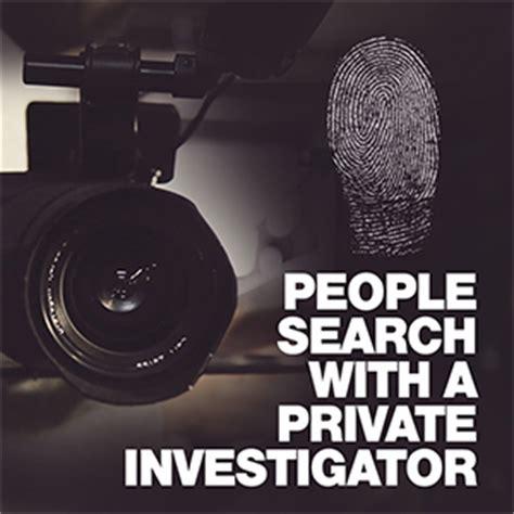 Investigator Search Search With A Investigator