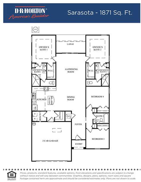 Dr Horton Monterey Floor Plan Glen St John S St Augustine Fl Homes For Sale 32092