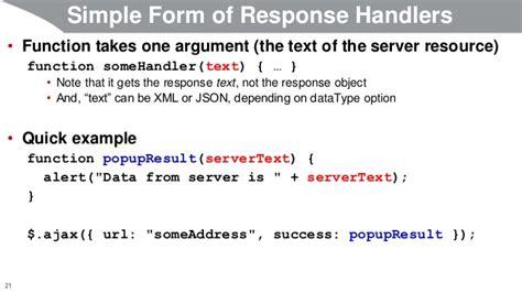 tutorial jquery ajax json jquery ajax exle json phpsourcecode net