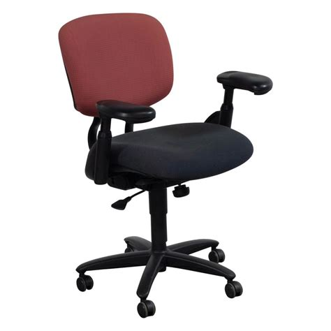 Haworth Chair by Haworth Improv Used Two Tone Task Chair National