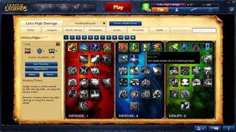 best tank lol how to simply set tank masteries league of legends youtube