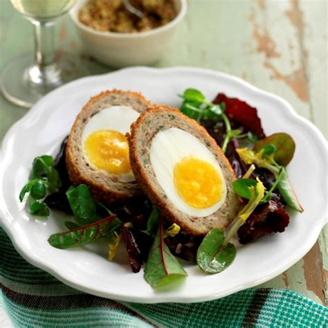 Handmade Scotch Eggs - scotch eggs recipe from s cove farm field and feast