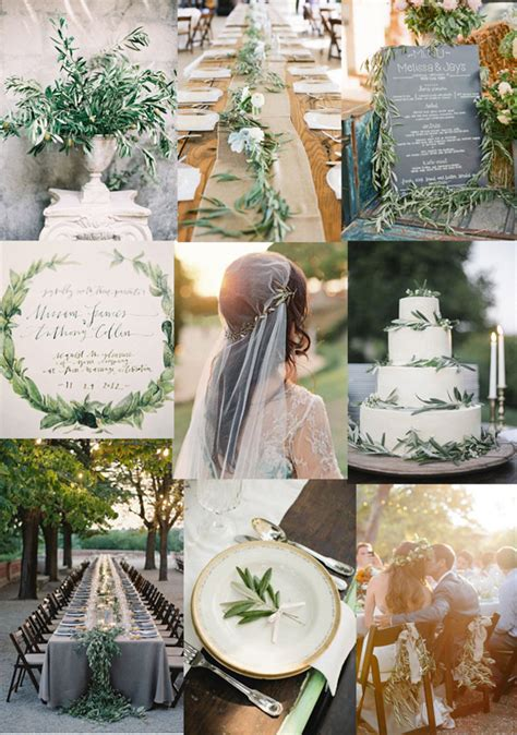 ancient costume theme diy olive olive branch greenery gala olive branch wedding wedding and branches wedding