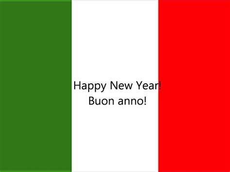 happy new year in italy language learn italian how to say merry and happy new