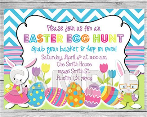 Come With Me Easter Invites by Invitation Templates Easter Invitations