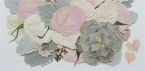 how to pressed flower l shades pressed garden