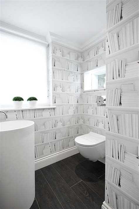 Ideas For Powder Rooms by 20 Gorgeous Wallpaper Ideas For Your Powder Room