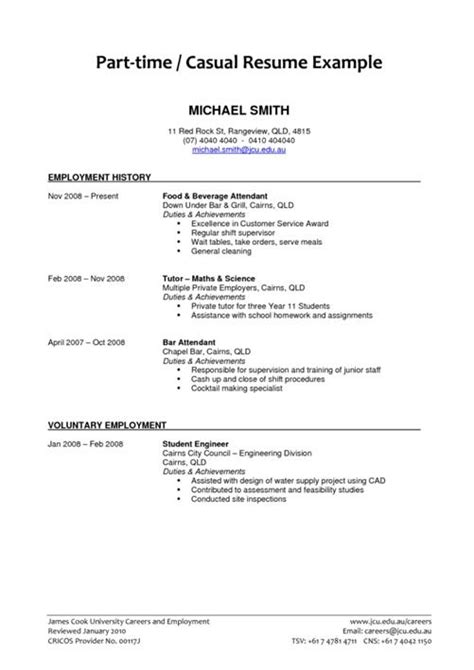 impressive resume for internship sle how to create an impressive resume
