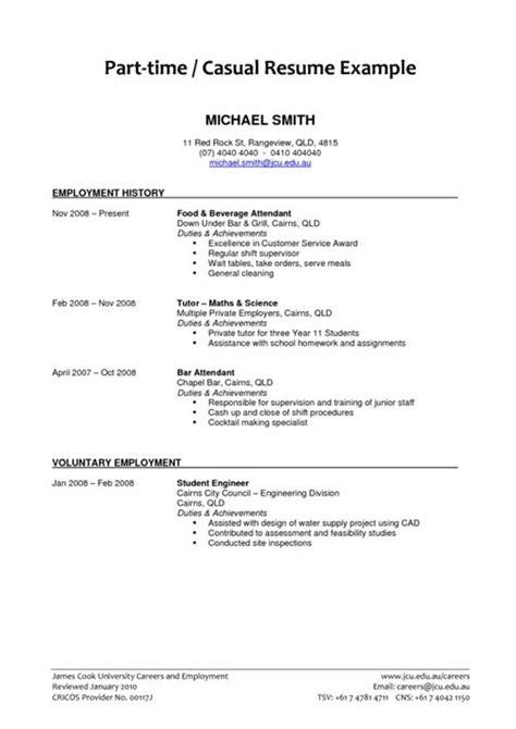 impressive resume for internship sle how to create an impressive resume