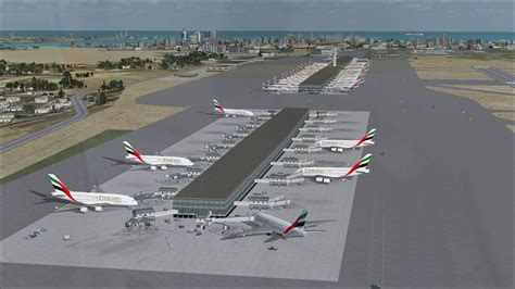 fsx airport design editor x download afcad file for omdb for fsx