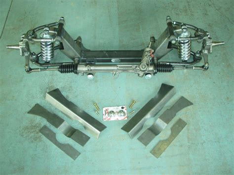 what does this front suspension look like to you mustang