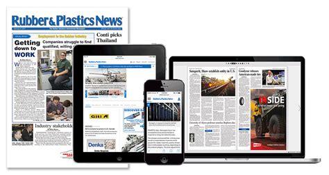 plastics news rubber and plastics news