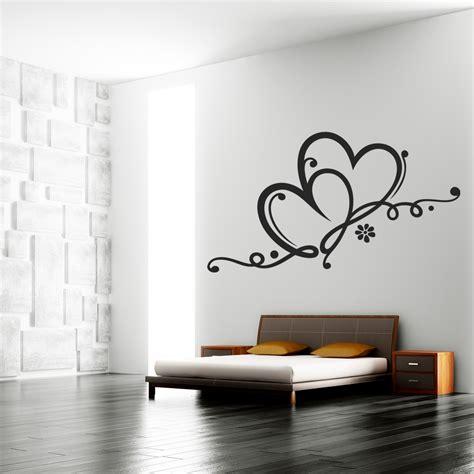 Heart Wall Stickers wallstickers folies heart wall stickers