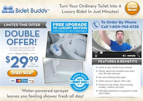Bidet Reviews by Bidet Buddy Review Turn Your Toilet Into A Bidet