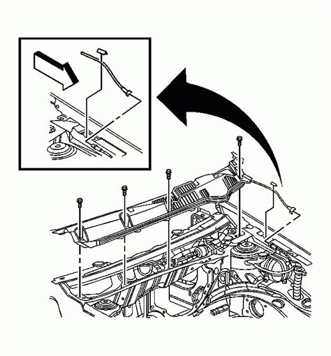 how to repair saturn ion windshield wiper linkage wiper transmission auto repair instructions 2006 saturn ion engine diagram automotive parts diagram images