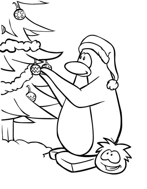 pictures of christmas penguins cliparts co