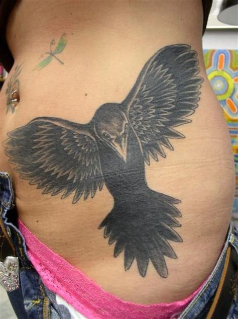 tatto crow tattoo designs