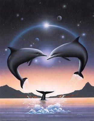 imagenes de amor animadas de delfines somos luz sirio y los delfines
