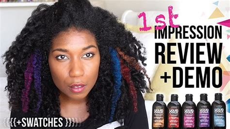 loreal products works african american hair naptural85 tried l oreal s liquid chalk this is what