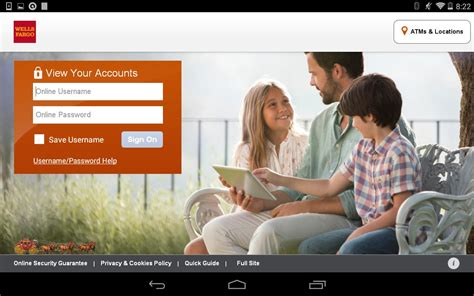fargo app for android tablet fargo for tablet android apps on play