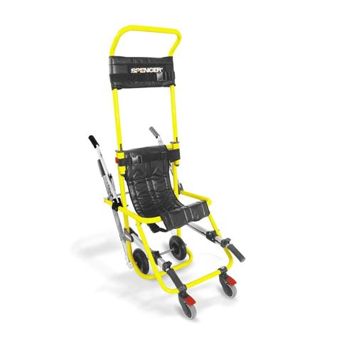 spencer pro skid e evacuation chair sports supports