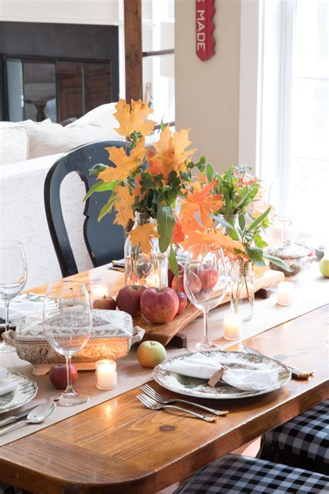 10 Beautiful Thanksgiving Tablescapes   Resin Crafts