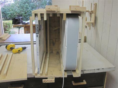 box fan filter woodworking box fan shop filter by thewoodenoyster lumberjocks com