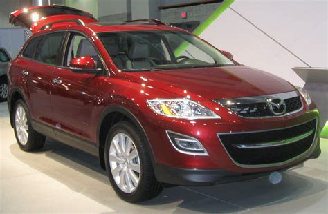 2010 mazda cx 9 2010 mazda cx 9 information and photos momentcar