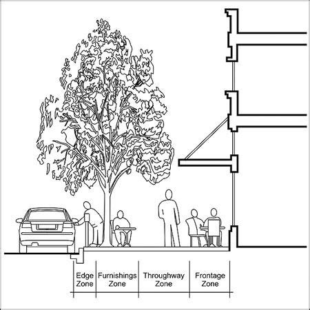 geometric design criteria for urban streets pinterest the world s catalogue of ideas
