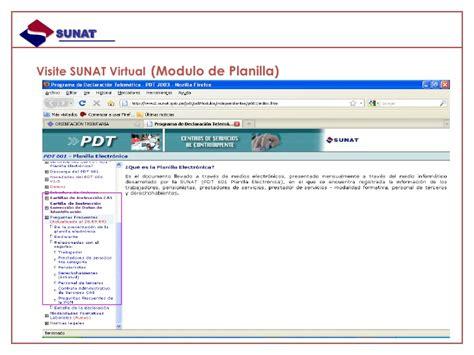 descargar modulo integrador pdt actualizar el pdt sunat newhairstylesformen2014 com