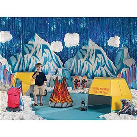 Decorating Ideas For Everest Vbs The World S Catalog Of Ideas