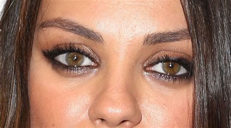 Eyeshadow Or Eyeliner exactly how to apply eyeliner like mila kunis
