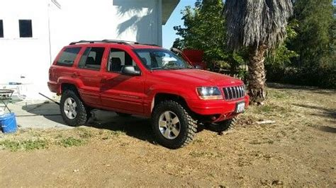 Jeep Wj 3 Inch Lift Kit Jeep Grand Wj On 32 S With 3 Inch Lift Grand