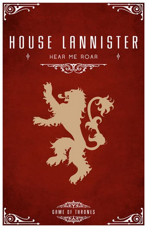 game of thrones house mottos 20 game of thrones house mottos and sigils 2017