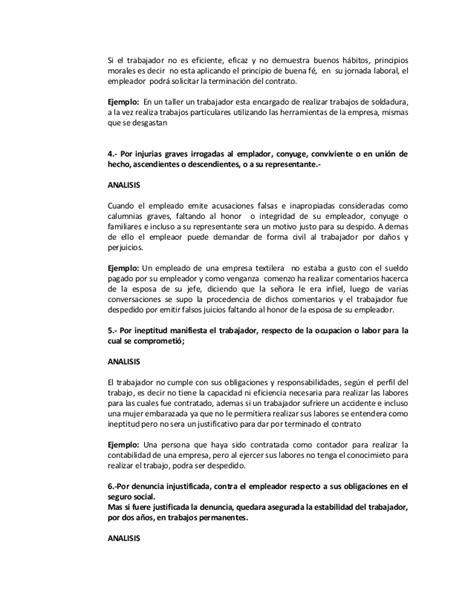 ejemplo de carta de empleador ejemplo de carta de empleador art 172 causas por las que