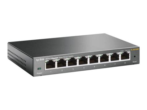 Tp Link Tl Sg108e Switch 8 Port Gigabit Easy Smart tp link tl sg108e 8 port gigabit easy smart network